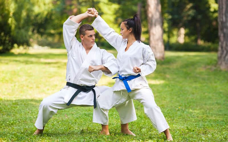 Martial Arts Lessons for Adults in Orlando FL - Outside Martial Arts Training