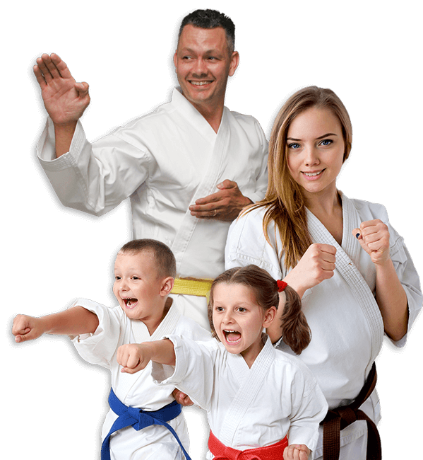 Martial Arts Lessons for Kids in Orlando FL - Kids Adults Group Martial Arts Home Banner
